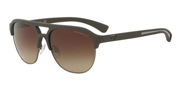 Emporio Armani Men's Designer Sunglasses EA4077