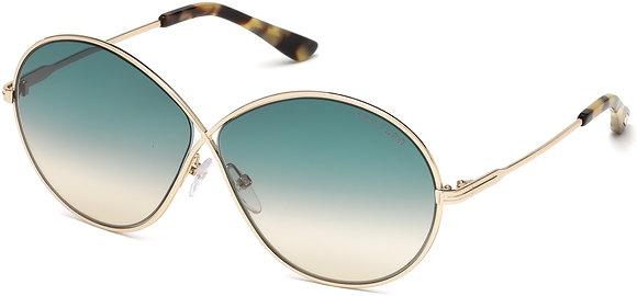 Tom Ford Women's Designer Sunglasses FT0564