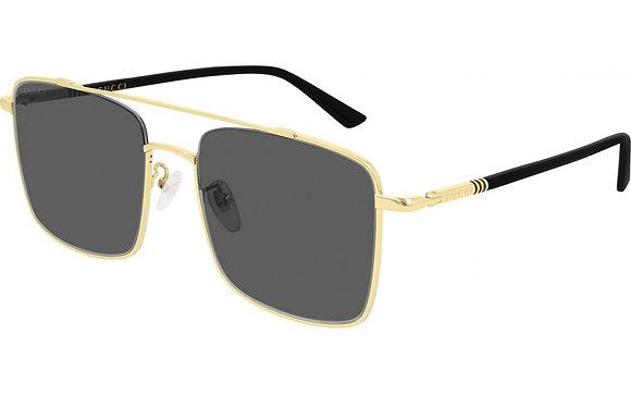 Gucci Man's Designer Sunglasses GG0610SK