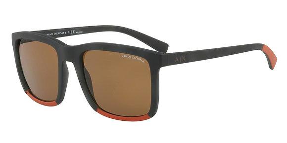 Armani Exchange Men's Designer Sunglasses AX4067S