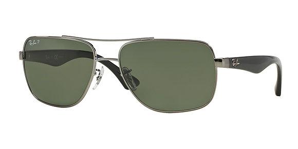 RayBan Men's Designer Sunglasses RB3483