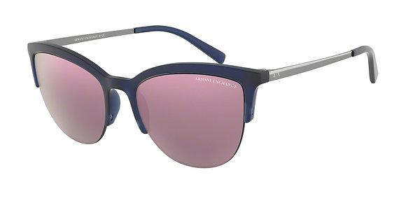 Armani Exchange Women's Designer Sunglasses AX4083S
