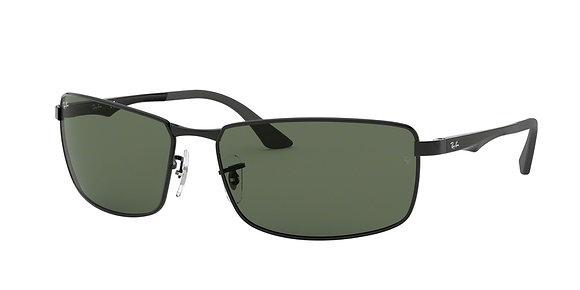 RayBan Men's Designer Sunglasses RB3498