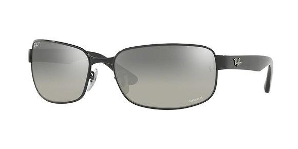 RayBan Men's Designer Sunglasses RB3566CH