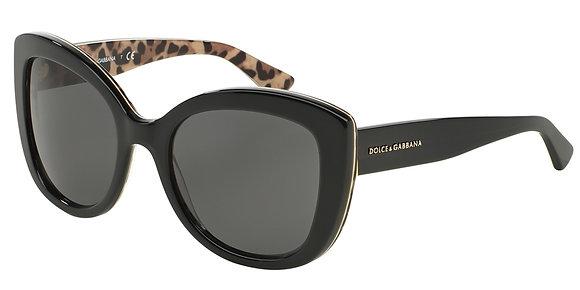 Dolce Gabbana Women's Designer Sunglasses DG4233