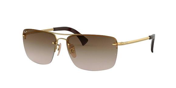 RayBan Men's Designer Sunglasses RB3607