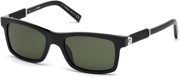 Mont Blanc Men's Designer Sunglasses MB646S