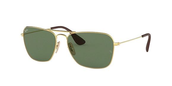 RayBan Unisex's Designer Sunglasses RB3610