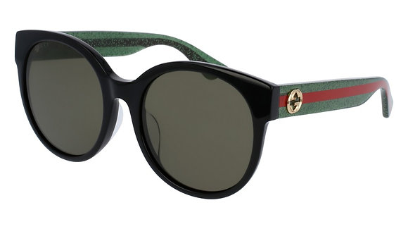 Gucci Women's Designer Sunglasses GG0035SA