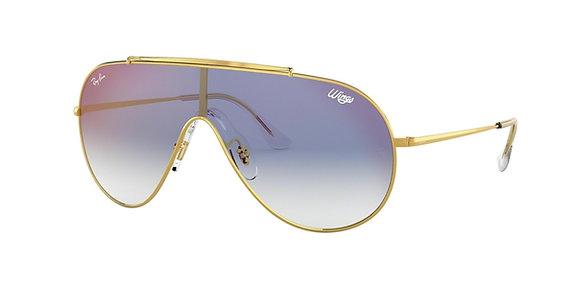 RayBan Unisex's Designer Sunglasses RB3597