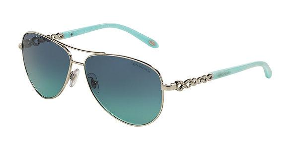 Tiffany Women's Designer Sunglasses TF3049B