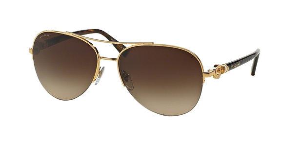 Bvlgari Women's Designer Sunglasses BV6068K