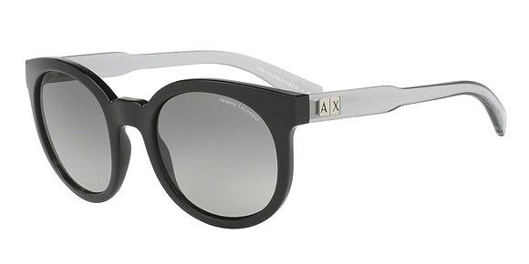 Armani Exchange Women's Designer Sunglasses AX4057S