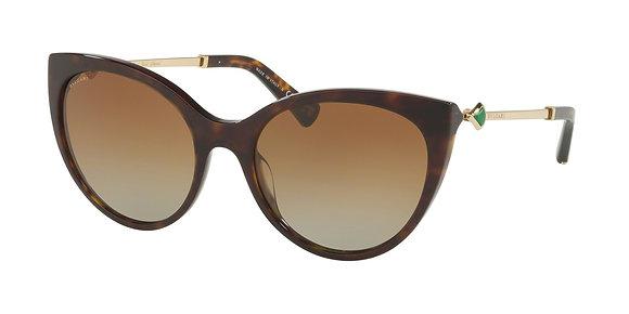 Bvlgari Women's Designer Sunglasses BV8195KF