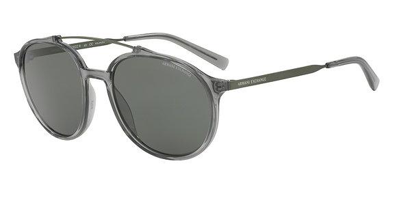 Armani Exchange Men's Designer Sunglasses AX4069S