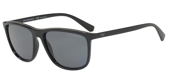 Emporio Armani Men's Designer Sunglasses EA4109F