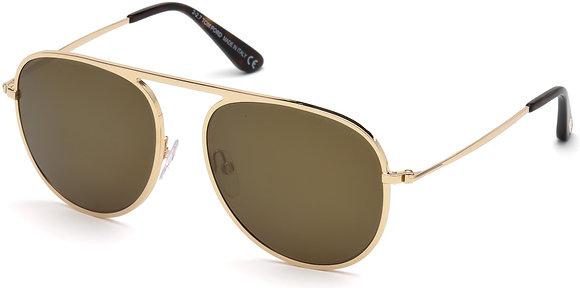 Tom Ford Unisex Designer Sunglasses FT0621