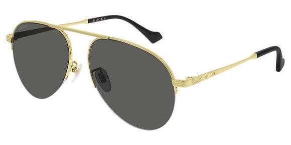 Gucci Man's Designer Sunglasses GG0742S