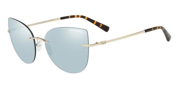 Armani Exchange Women's Designer Sunglasses AX2025S