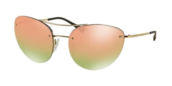 Prada Linea Rossa Women's Designer Sunglasses PS 51RS