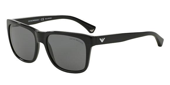 Emporio Armani Men's Designer Sunglasses EA4041F