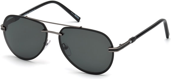 Mont Blanc Men's Designer Sunglasses MB643S