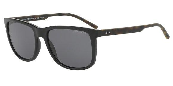 Armani Exchange Men's Designer Sunglasses AX4070S
