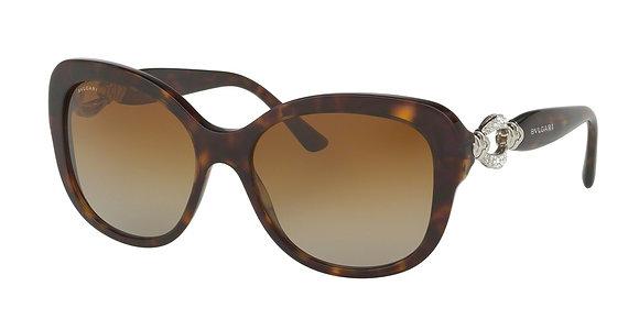 Bvlgari Women's Designer Sunglasses BV8180BF