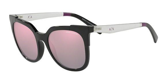 Armani Exchange Women's Designer Sunglasses AX4075S