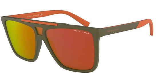 Armani Exchange Men's Designer Sunglasses AX4079S