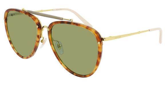 Gucci Man's Designer Sunglasses GG0672S