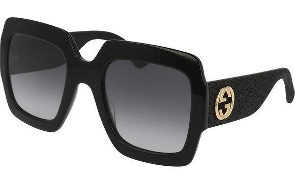 Gucci Woman's Designer Sunglasses GG0102S