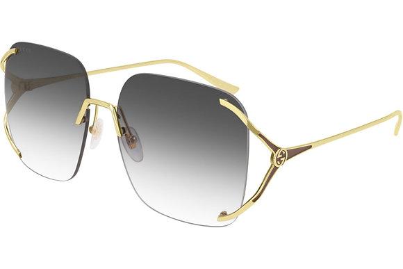 Gucci Woman's Designer Sunglasses GG0646S