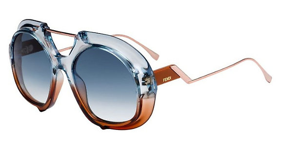 Fendi Women's Designer Sunglasses FF 0316/S