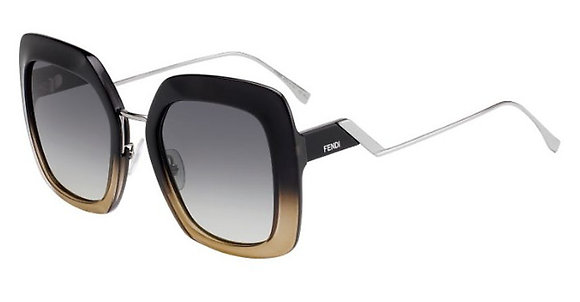 Fendi Women's Designer Sunglasses FF 0317/S