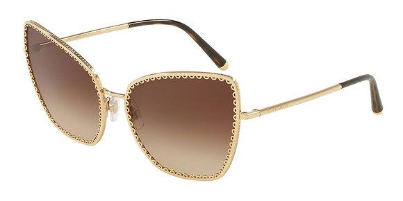 Dolce Gabbana Women's Designer Sunglasses DG2212