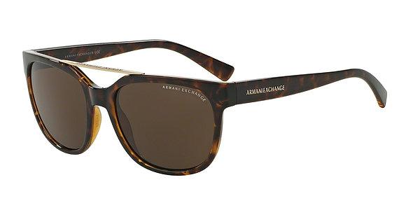 Armani Exchange Women's Designer Sunglasses AX4043S