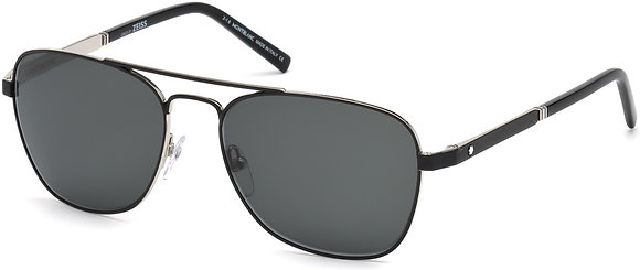 Mont Blanc Men's Designer Sunglasses MB649S