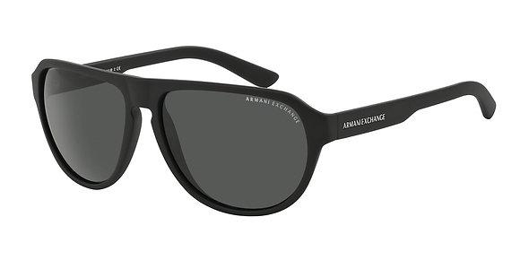 Exchange Armani Men's  Designer Sunglasses AX4028S