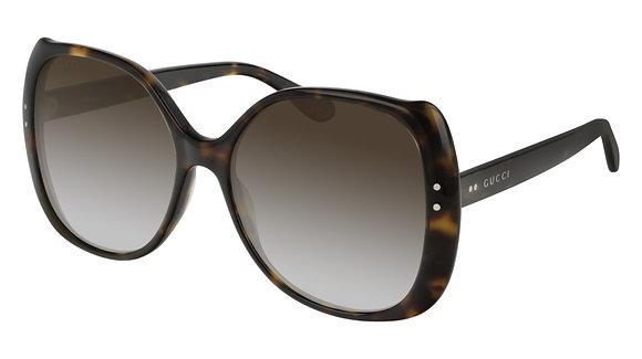Gucci Women's Designer Sunglasses GG0472S