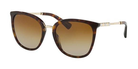 Bvlgari Women's Designer Sunglasses BV8205KB
