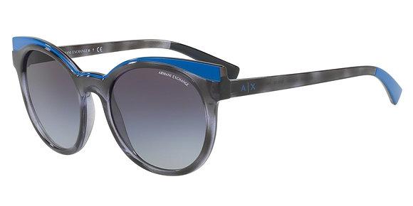 Armani Exchange Women's Designer Sunglasses AX4064S