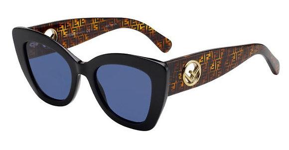 Fendi Women's Designer Sunglasses FF 0327/S