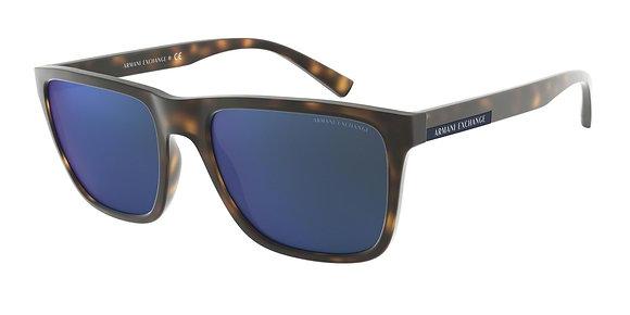 Armani Exchange Men's Designer Sunglasses AX4080SF