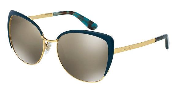 Dolce Gabbana Women's Designer Sunglasses DG2143