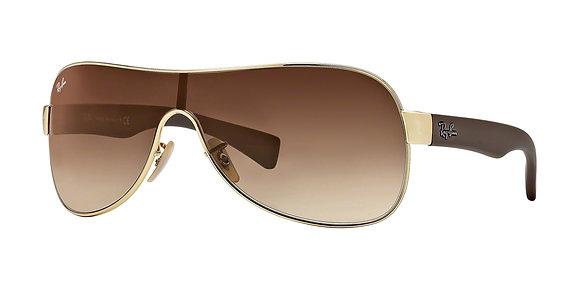 RayBan Men's Designer Sunglasses RB3471