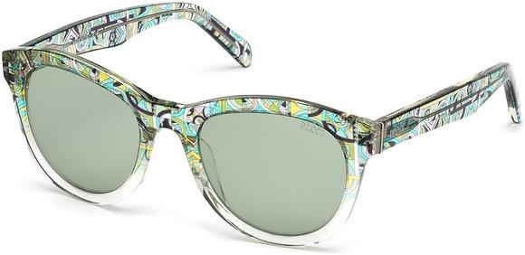 Emilio Pucci Women's Designer Sunglasses EP0053