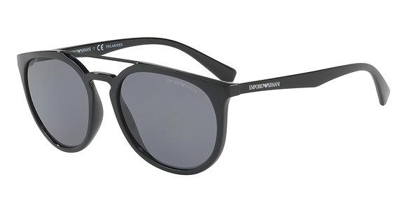 Emporio Armani Men's Designer Sunglasses EA4103F