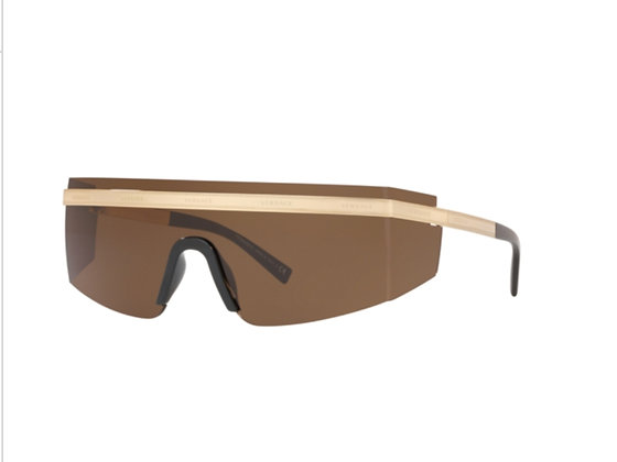 Versace Sunglasses VE2208 100987 Mask-Frame