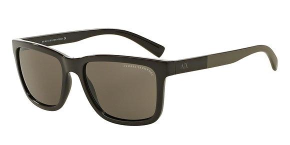 Armani Exchange Men's Designer Sunglasses AX4045S